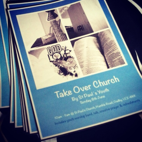 Take Over Church - Youth Led Service